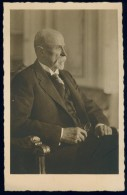 BL5-247 TSJECHOSSLOVAKIA 1935 POSTCARD 80th ANNI TG MASARYK. CANCELLATION USTI NAD LABEM, AUSSIG, 4h. - Postkaarten