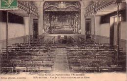 C 11394 - Ecole Nationale Professionnelle D' ARMENTIERES - Salle Des Fétes - Belle CPA - 1912 -   Rare - - Armentieres