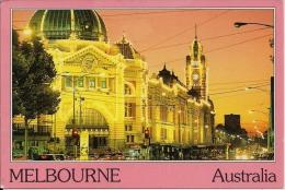 AUSTRALIA   MELBOURNE  Fg  Nice Stamp - Melbourne