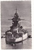 """74 - 75  -  Le  """" Richelieu """"  Au  Mouillage - Warships"""