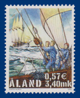 ALAND 2000 CUTTY SARK TALL SHIPS RACES / CUTTY SARK COURSE DE VOILIERS  FACIT 177  U.M. / N.S.C. - Aland