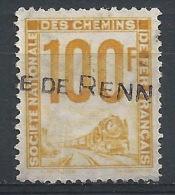 HH--373-. PETIT COLIS - N° 23, Cote 2.30 €, 6 Eme TIRAGE De 1947 = AVEC FILIGRANE, LIQUIDATION - Colis Postaux