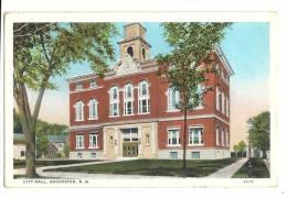 Cp, Etats-Unis, Rochester, City Hall - Rochester