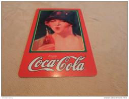 BELGIUM - VERY RARE Prepaid Card Intouch Telecom Coca-Cola (2 Photos) - Carte GSM, Ricarica & Prepagata