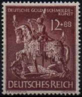 ALLEMAGNE DEUTSCHES III REICH 779 Et 780 ** MNH Orfèvrerie Goldschmiedekunst Or Gold Artisanat - Ungebraucht