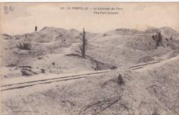 LA POMPELLE SOMMET DU FORT...GUERRE 14 18 - War 1914-18