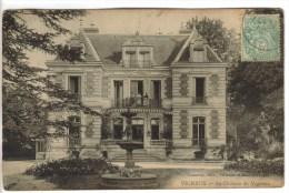 CPA VIGNEUX SUR SEINE (Essonne) - Le Château De Vigneux - Vigneux Sur Seine