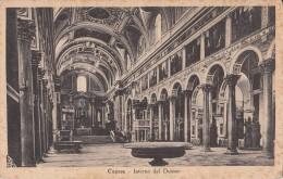 1900 CIRCA CAPUA INTERNO DEL DUOMO - Italy