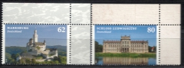 Deutschland / Germany / Allemagne 2015 3122/23 ** Marksburg/Schloss Ludwigslust  (02. Januar 2015) - BRD