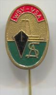WSV - VSA Netherlands, vintage pin, badge