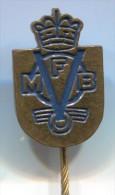 MFB - Netherlands, Holland, vintage pin, badge