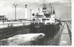 "869 - DUNKERQUE - ECLUSE J. B. TRYSTRAM ( BATEAU "" RIMJA DAN "" ) - Dunkerque"