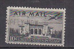 J0381 - ETATS UNIS USA AERIENNE Yv N°36 - Air Mail