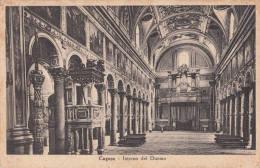 1920 CIRCA CAPUA INTERNO DEL DUOMO - Italy