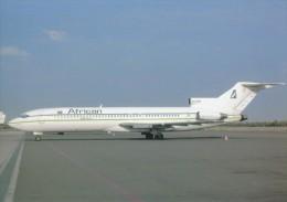 AFRICAN EXPRESS, Boeing 727-231, Unused Postcard [15250] - 1946-....: Moderne