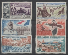 SOMALIS -  PA  - Neufs * - MH - Cote: 68,40 € - Côte Française Des Somalis (1894-1967)