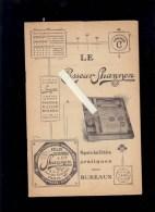 Catalogue - Classeur Shannon Paris - Répertoires, Classeurs, Relieurs Robur,  Encres Wiener, Classement Bureau - Bricolage / Technique
