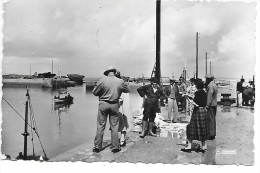 GRANDCAMP LES BAINS - Retour De Pêche Au Port - France