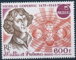 Copernicus Copernic 1993 Wallis Et Futuna #640 MNH ** Space Planets - Space