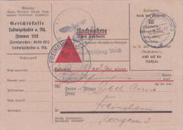 Nachnahme  Sonderstempel Ludwigshafen - Freinsheim - Cartas