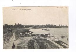 GERGY - Les Bords De La Saône - Attelage - Péniche - Other Municipalities