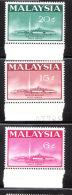 Malaysia 1965 National Mosque At KL MNH - Malaysia (1964-...)
