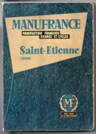 36 I ) Catalogue Manufrance De St étienne 1960 - Unclassified