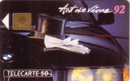 FRANCE PRIVEE 50U UT EN419 BMW GANTS ART DE VIVRE - 50 Unità