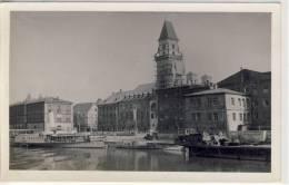 Navi, Dock, Chiesa,  Anlegestelle, Schiff, Ship, Navire, Nave, Kirche .... - Fotografie