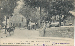 Lot N°27402   Carte De Salie-de-Béarn, Place Jeanne-d'Albret - Salies De Bearn