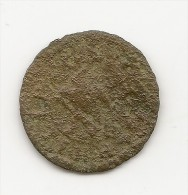 FELIPE II   2 MARAVEDIES   1603   CECA SEGOVIA     NL319 - [ 1] …-1931 : Reino