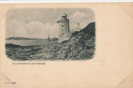 ROYAUME UNI - ENGLAND - SCILLY ISLES - ST. ANTONY'S LIGHTHOUSE - Scilly Isles