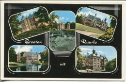 Netherlands -  Groeten Uit RUURLO - Netherlands