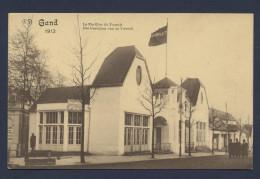 Exposition Internationale De Gand 1913 Le Pavillon Du Vooruit - Gent