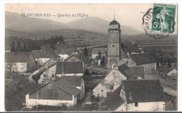 CPA Plancher-bas - Quartier De L'église - Autres Communes