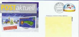 D+ Deutschland 2014 Mi 3111 Weihnachten: Schneekugel Brief - Briefe U. Dokumente