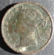 2 Cents 1897 Victoria - Mauricio