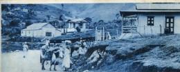 édition Chocolaterie Cantalou Catala - Antilles - Kincolt - Station Hivernale - Vieux Papiers