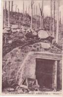 VIEIL ARMAND... ENTREE D UN SOUTERRAIN...GUERRE 14 18.. - Weltkrieg 1914-18