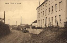 BELGIQUE - NAMUR - CINEY - BRAIBANT - STREE - Entrée Du Village. - Ciney