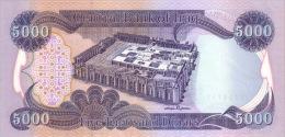 IRAQ P. 94b 5000 D 2006 UNC