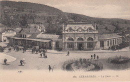 88 - GERARDMER / LA GARE - Gerardmer