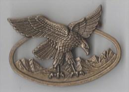 INSIGNE BREVET ALPINISTE OU SKIEUR MILITAIRE, N°attribué - DELSART GS 138 - Armée De Terre