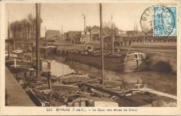62  BETHUNE    LE    CANAL      DES  MINES  DE  BRUAY - Bethune
