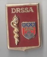 INSIGNE DRSSA BORDEAUX DIRECTION REGIONALE SERVICE DE SANTE DES ARMEES - BOUSSEMART 2006 G 4915 - Services Médicaux