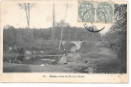CLUIS  - Pont Du Moulin Jallerat - Francia