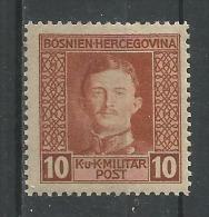 Charles L 10h Brun - Bosnia And Herzegovina