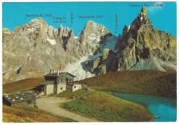 """Dolomiti, """"Passo Rolle - Baita G. Segantini"""" - Trento"""