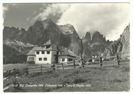 """Dolomiti, """"Val Di Fassa - Catinaccio E Torri Del Vajolet - Rifugio Ciampedie"""" (Trento) - Trento"""