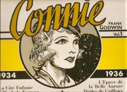 Connie Par Frank Godwin Volume 1 1934-1936 De 1981 Editions Futuropolis - Livres, BD, Revues